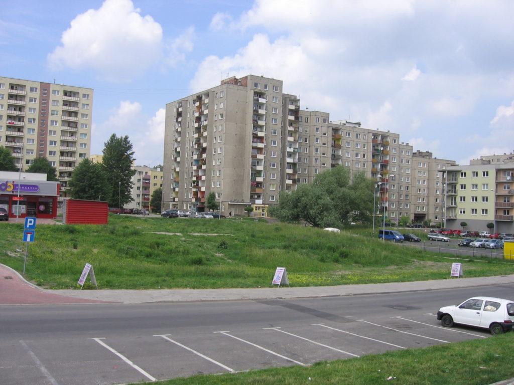 """06 Wypożyczalnia filmów DVD """"ALFA"""" 45-304 Opole ul. Sieradzka 3 Malinka lokal"""