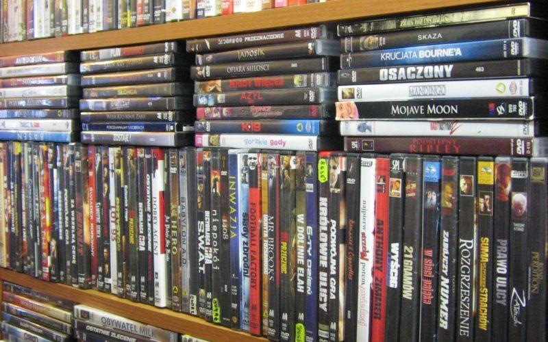 Płyty DVD na sprzedaż