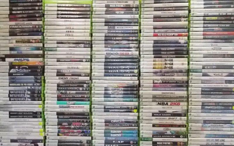 Skup sprzedaż i wymiana gier na konsole Xbox 360 - Opole