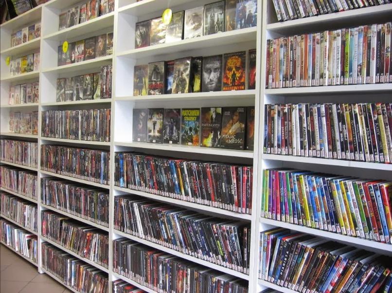 ALFA Wypożyczalnia filmów DVD